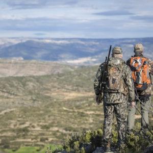 Hunting Scene-Spain